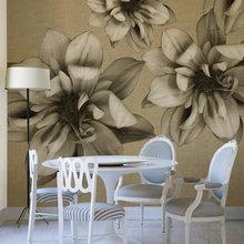 Фотография: Мебель и свет в стиле Классический, Декор интерьера, Декор дома, Обои, Стены – фото на InMyRoom.ru