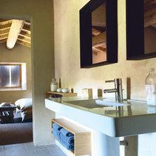 Фотография: Ванная в стиле Минимализм, Дом, Villeroy  Boch, Дома и квартиры, IKEA, Прованс – фото на InMyRoom.ru
