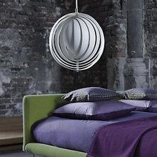 Фотография: Спальня в стиле Лофт, Декор интерьера, Мебель и свет – фото на InMyRoom.ru