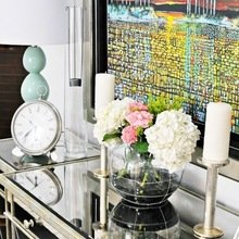 Фотография: Декор в стиле Восточный, Эклектика, Гостиная, Интерьер комнат, Переделка – фото на InMyRoom.ru