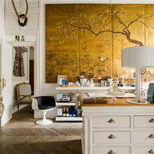 Фотография: Гостиная в стиле Эклектика, Декор интерьера, МЭД, Декор дома – фото на InMyRoom.ru