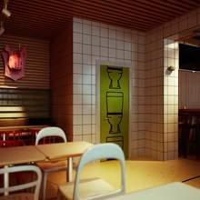 Фото из портфолио Pizza Time – фотографии дизайна интерьеров на InMyRoom.ru