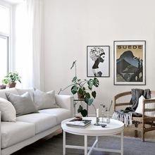 Фото из портфолио Спокойные тона : Скандинавский стиль – фотографии дизайна интерьеров на INMYROOM