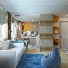 Фото из портфолио Маленькая квартира. – фотографии дизайна интерьеров на INMYROOM