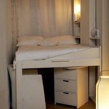 Фотография: Детская в стиле Скандинавский, Спальня, Интерьер комнат – фото на InMyRoom.ru