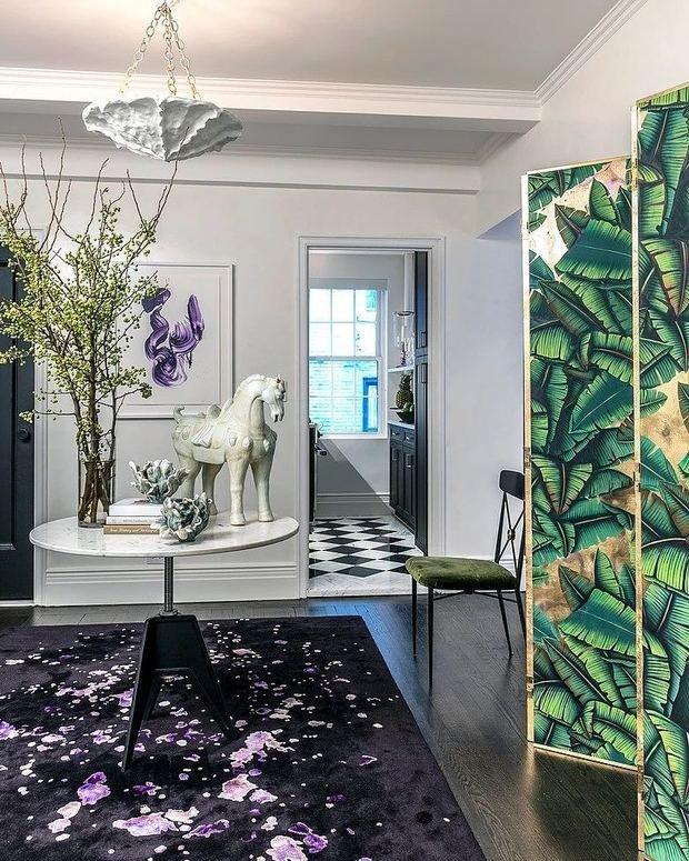 Фотография: Прихожая в стиле Эклектика, Декор интерьера, Квартира – фото на InMyRoom.ru