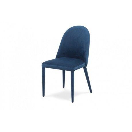 Обеденный стул синего цвета — купить по цене 7800 руб в Москве | фото, описание, отзывы, артикул IMR-1152509 | Интернет-магазин INMYROOM