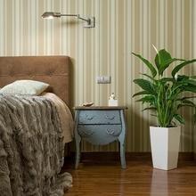 Фотография: Спальня в стиле Кантри, Декор интерьера, Мебель и свет, Советы, Белый, как оформить пустой угол, пустой угол в квартире – фото на InMyRoom.ru
