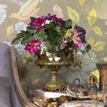 Фотография: Декор в стиле Кантри, Декор интерьера, Декор дома, Обои, Марат Ка, Роспись – фото на InMyRoom.ru