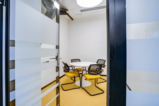 Фото из портфолио Офис KFC / Pizza Hut – фотографии дизайна интерьеров на INMYROOM