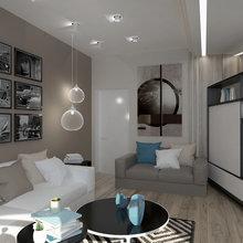 Фото из портфолио Зал – фотографии дизайна интерьеров на InMyRoom.ru