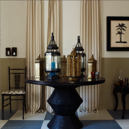 Фотография: Декор в стиле Восточный, Декор интерьера, Мебель и свет, Светильник, Лампа, Мозаика, Восток, Подсвечник – фото на INMYROOM