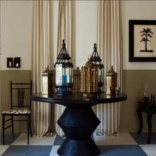 Фотография: Декор в стиле Восточный, Декор интерьера, Мебель и свет, Светильник, Лампа, Мозаика, Восток, Подсвечник – фото на InMyRoom.ru
