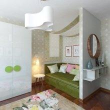 Фото из портфолио Детская комната 1 – фотографии дизайна интерьеров на InMyRoom.ru