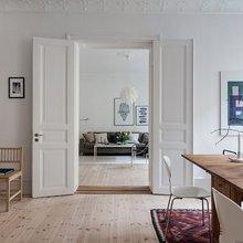 Фото из портфолио  Kastellgatan 7, Linnéstaden – фотографии дизайна интерьеров на InMyRoom.ru