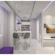 Фото из портфолио Бульвар Маршала Рокоссовского – фотографии дизайна интерьеров на INMYROOM