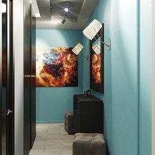 Фото из портфолио Квартира для холостяка, Нижний Новгород – фотографии дизайна интерьеров на INMYROOM