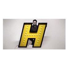 """Светильник """"H"""""""