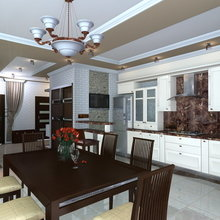Фото из портфолио В традициях уюта – фотографии дизайна интерьеров на InMyRoom.ru