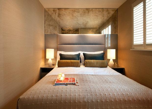 Фотография: Спальня в стиле Лофт, Декор интерьера, Интерьер комнат – фото на InMyRoom.ru