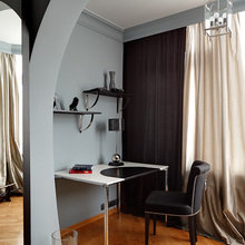 Фотография: Кабинет в стиле Современный, Восточный – фото на InMyRoom.ru