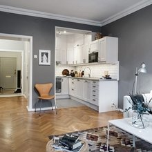 Фото из портфолио Интересные идеи оптимизировать пространство – фотографии дизайна интерьеров на INMYROOM