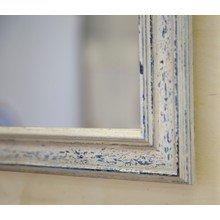 """Настенное Зеркало """"Мальвина"""" с рамой из Итальянского дерева"""