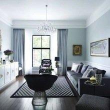 Фотография: Гостиная в стиле Эклектика, Малогабаритная квартира, Квартира, Дома и квартиры – фото на InMyRoom.ru