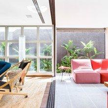 Фото из портфолио Уютный дом в Сан-Паулу – фотографии дизайна интерьеров на INMYROOM