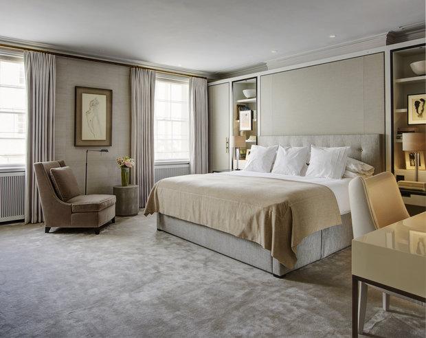 Фотография: Спальня в стиле Современный, Декор интерьера, Дом, Великобритания, Дом и дача – фото на InMyRoom.ru
