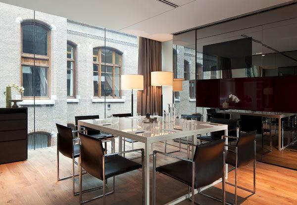Фотография: Кухня и столовая в стиле Современный, Квартира, Дома и квартиры, Международная Школа Дизайна – фото на InMyRoom.ru