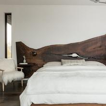 Фотография: Спальня в стиле Современный, Дом, Дома и квартиры, Дом на природе – фото на InMyRoom.ru