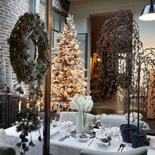 Фото из портфолио Рождественская коллекция «Возвращение к природе» от SIA Home Fashion – фотографии дизайна интерьеров на InMyRoom.ru