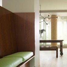 Фотография: Прихожая в стиле Современный, Детская, Эклектика, Квартира, Дома и квартиры, Нью-Йорк – фото на InMyRoom.ru