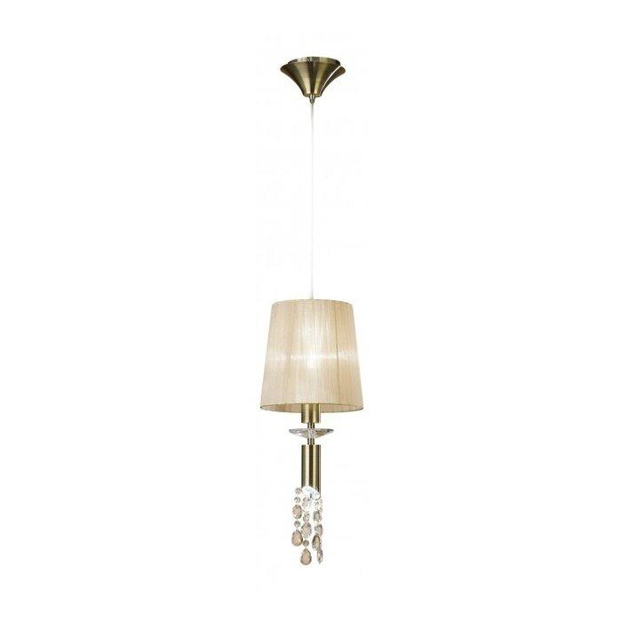 """Подвесной светильник Mantra """"Tiffany Bronze"""""""