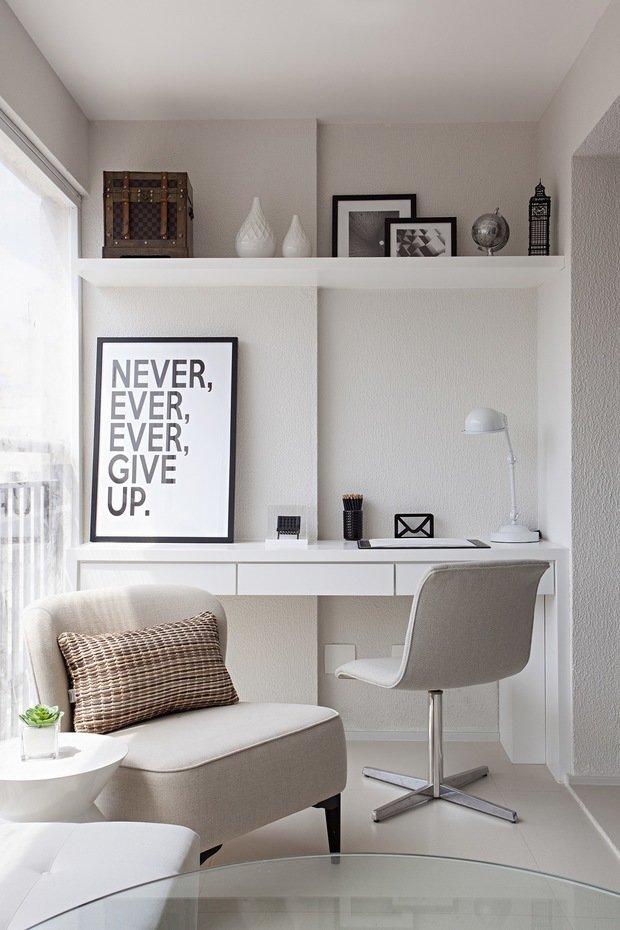 Фото из портфолио Изысканные маленькие апартаменты – фотографии дизайна интерьеров на INMYROOM