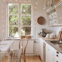 Фотография: Кухня и столовая в стиле Скандинавский, Кантри, Декор интерьера, DIY, Декор, Советы – фото на InMyRoom.ru
