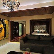Фотография: Гостиная в стиле Современный, Дом, Индия, Дома и квартиры, Бунгало – фото на InMyRoom.ru