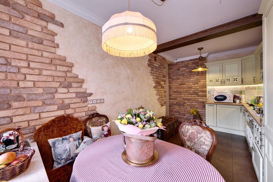 Фотография: Кухня и столовая в стиле Прованс и Кантри, Квартира, Дома и квартиры, IKEA, Проект недели – фото на InMyRoom.ru