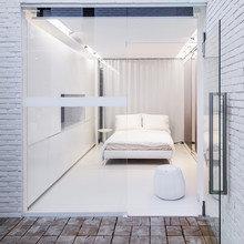 Фото из портфолио Апартаменты будущего в Польше – фотографии дизайна интерьеров на InMyRoom.ru