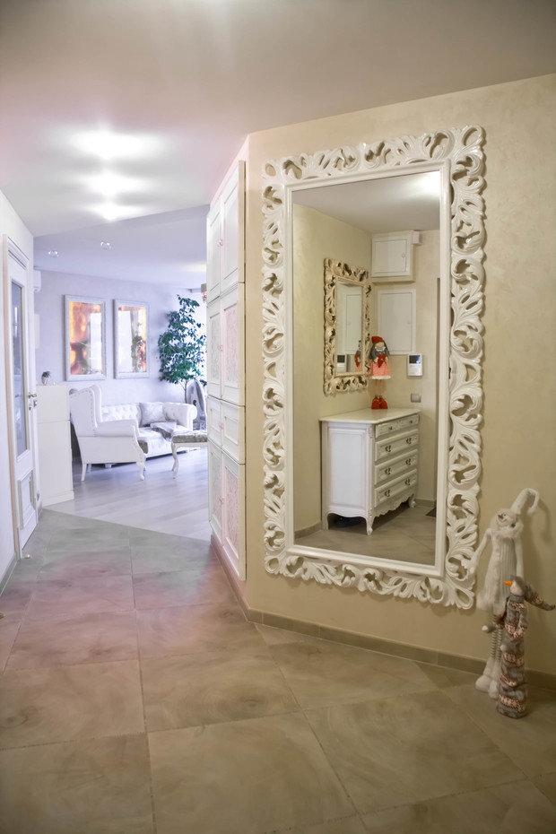 Фото из портфолио Квартира в ЖК Скайфорт – фотографии дизайна интерьеров на INMYROOM