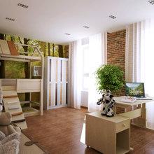 Фото из портфолио Загородный дом в Подмосковье. – фотографии дизайна интерьеров на InMyRoom.ru