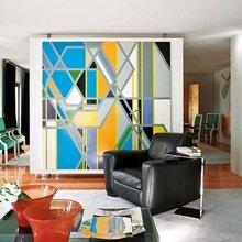 Фотография: Гостиная в стиле Кантри, Декор интерьера, Мебель и свет, Декор дома, Стол, Лампа, Лиссабон, Торшер – фото на InMyRoom.ru