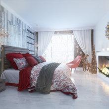 Фото из портфолио Атмосферные комнаты (визуализации и дизайн для разных проектов) – фотографии дизайна интерьеров на INMYROOM