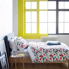 Фотография: Спальня в стиле Кантри, Скандинавский, Современный, Эклектика – фото на InMyRoom.ru