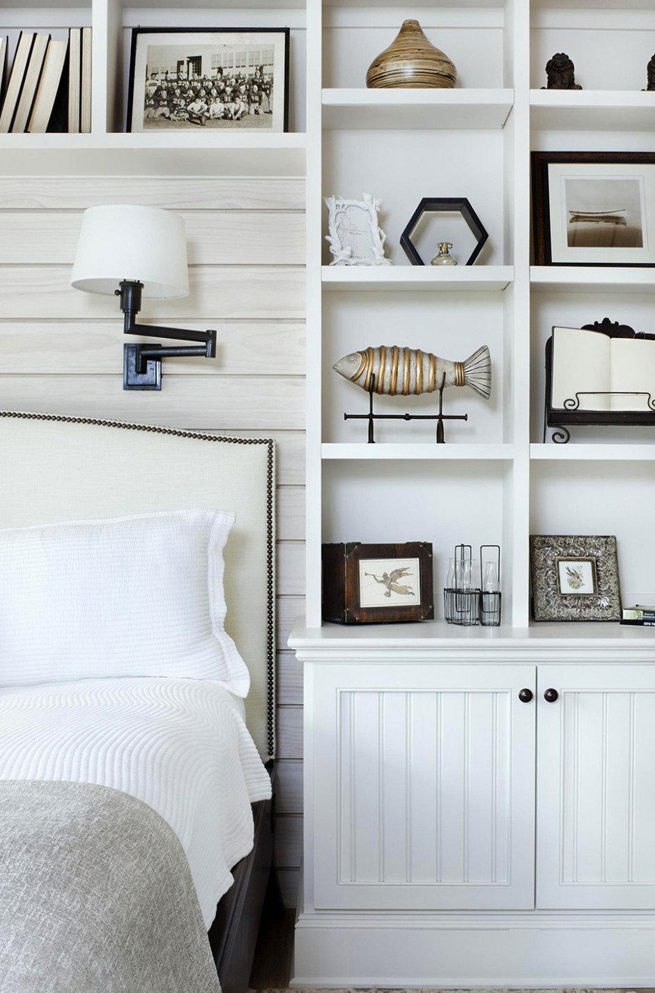 Фотография: Спальня в стиле Скандинавский, Современный, Классический, Дом, Дома и квартиры, Шебби-шик, Индустриальный, Техас – фото на InMyRoom.ru