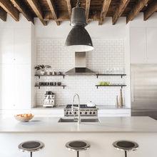 Фото из портфолио Таунхаус в деревенском стиле – фотографии дизайна интерьеров на INMYROOM