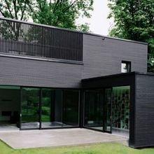 Фото из портфолио Черные двери – фотографии дизайна интерьеров на INMYROOM