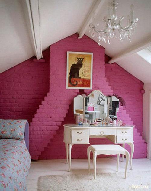 Фотография: Спальня в стиле Прованс и Кантри, Лофт, Скандинавский, Декор, Советы, Ремонт на практике, кирпич в интерьере, покраска кирпичной стены, кирпичная стена, кирпичная стена в интерьере, краска для кирпичной стены – фото на InMyRoom.ru