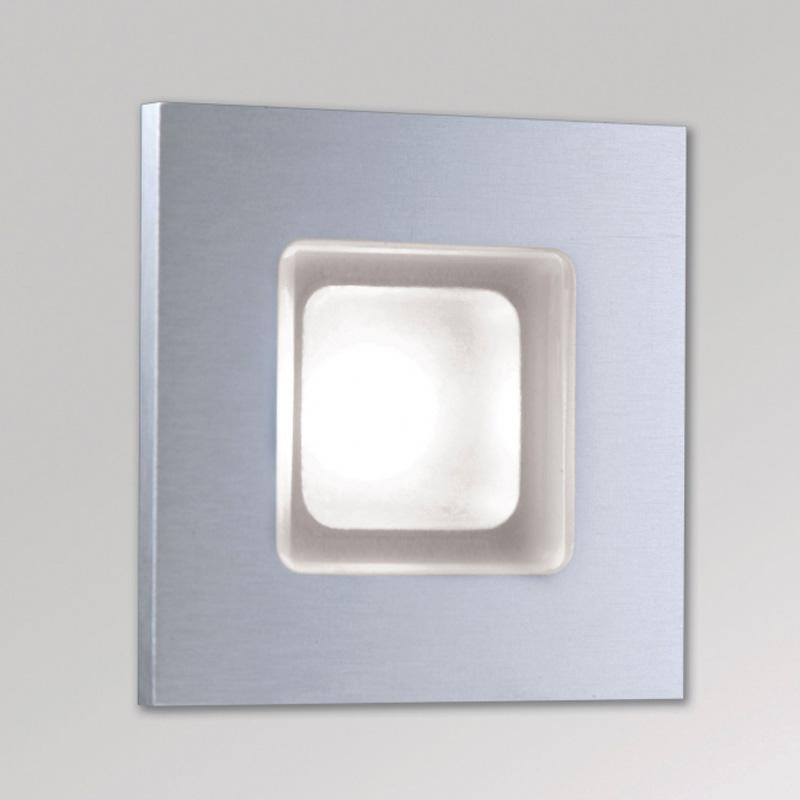 Купить Встраиваемый светильник Delta Light Leds go из анодированного алюминия, inmyroom, Бельгия